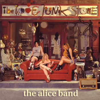 Alice Band (The) The Love Junk Store CD