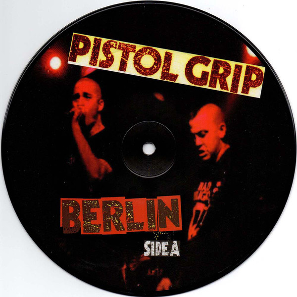 Pistol Grip Berlin Vinyl