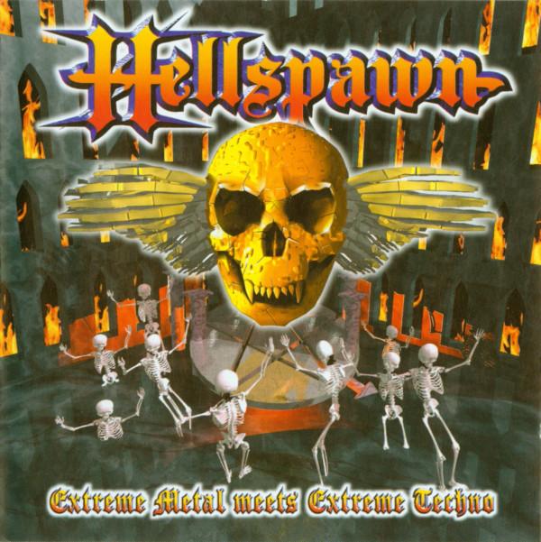 Hellspawn Extreme Metal Meets Extreme Techno Vinyl