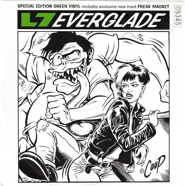 L7 Everglade Vinyl