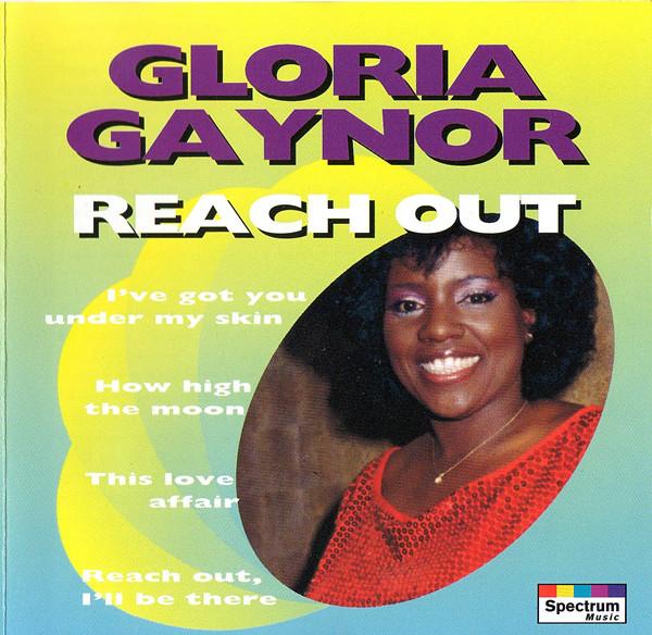 Gaynor, Gloria Reach Out Vinyl
