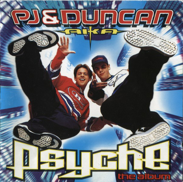 PJ & Duncan AKA Psyche - The Album