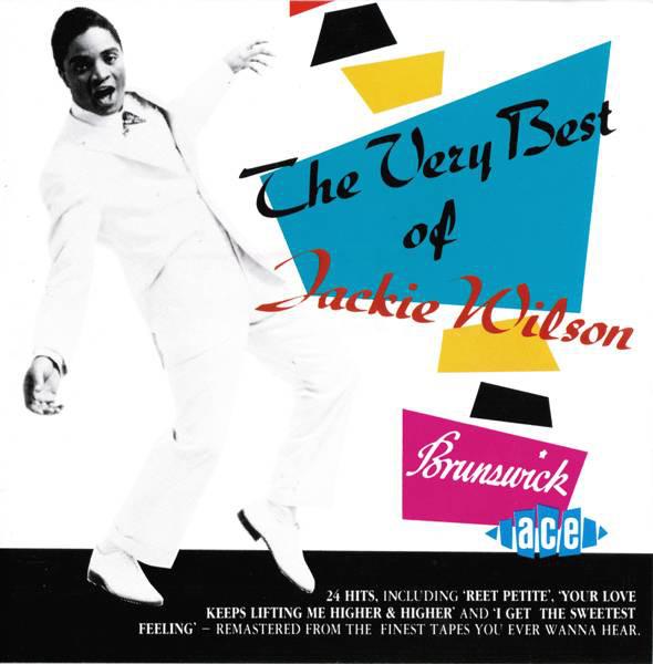 Wilson, Jackie The Very Best of Jackie Wilson