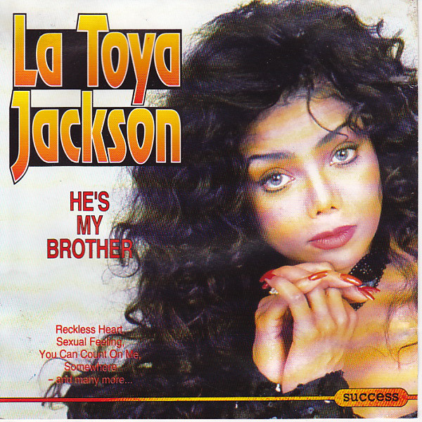 Jackson, La Toya He's My Brother CD