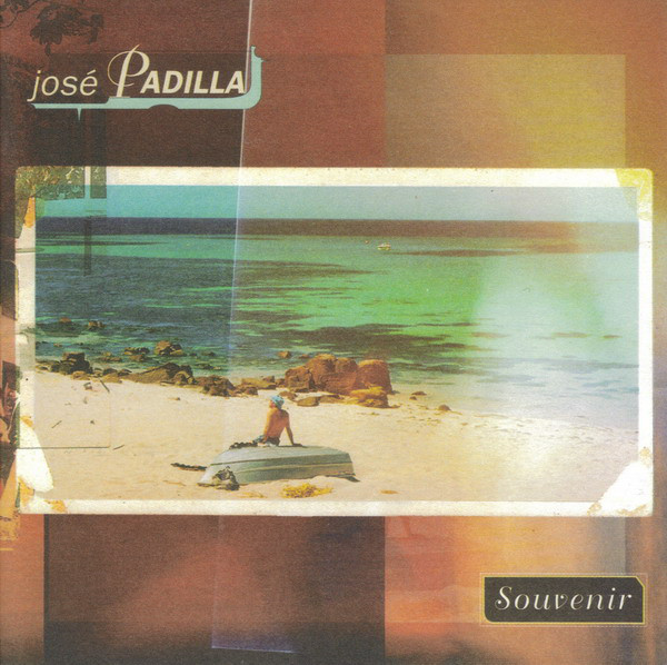 Padilla, Jose Souvenir CD