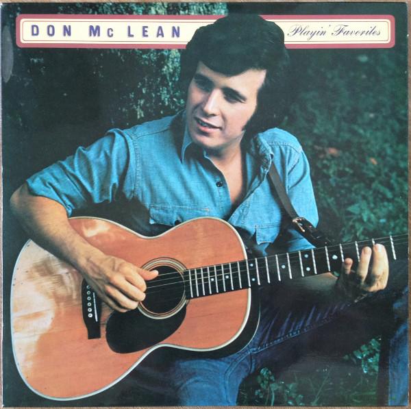 McLean, Don Playin Favorites