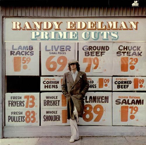 Edelman, Randy Prime Cuts Vinyl
