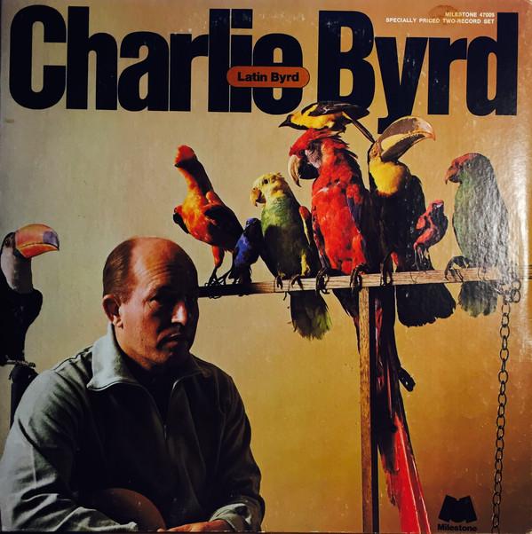 Charlie Byrd Latin Byrd Vinyl