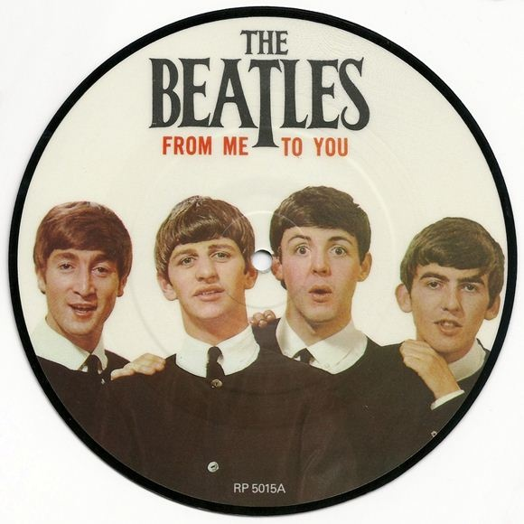 Beatles, The From Me To You / Thank You Girl