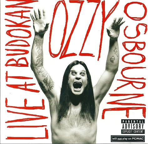Osbourne Ozzy Live At Budokan