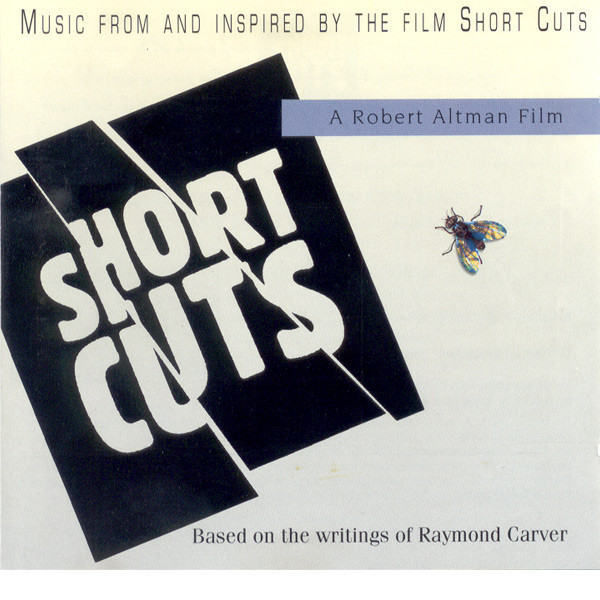 Various Music From And Inspired By The Film Short Cuts CD