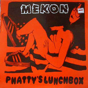 Mekon Phatty's Lunchbox