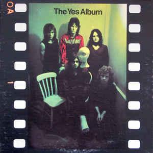 Yes The Yes Album Vinyl