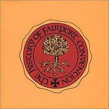 Fairport Convention The History Of Fairport Convention CD