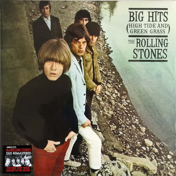 The Rolling Stones Big Hits (High Tide And Green Grass) Vinyl