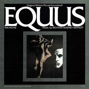 Equus Richard Rodney Bennett Vinyl