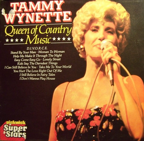 Wynette, Tammy Queen Of Country Music Vinyl