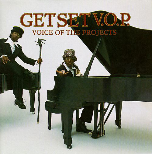 Get Set V.O.P. Voice Of The Projects Vinyl