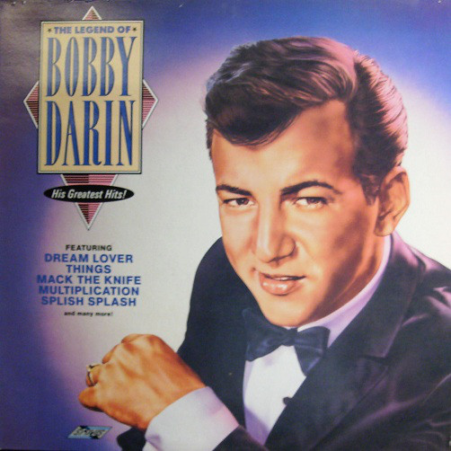 Darin, Bobby The Legend Of Bobby Darin - His Greatest Hits! Vinyl