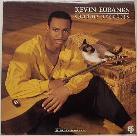 Eubanks, Kevin Shadow Prophets  Vinyl