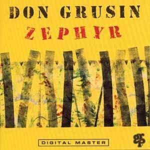 Grusin, Don Zephyr Vinyl