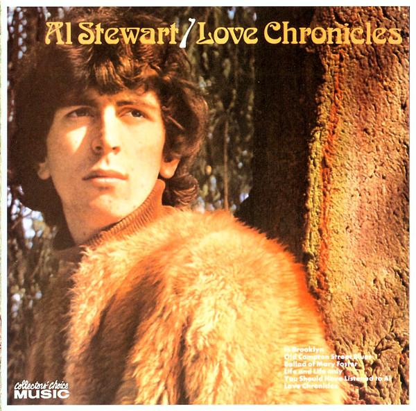 Al Stewart Love Chronicles CD