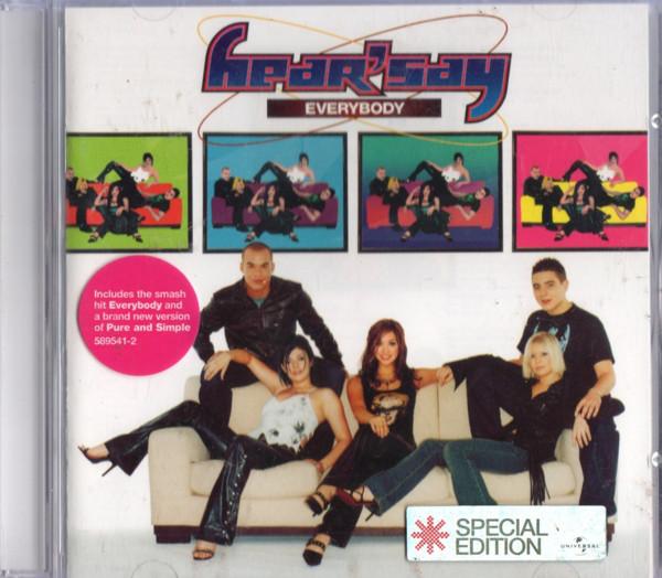 Hear'say Everybody CD