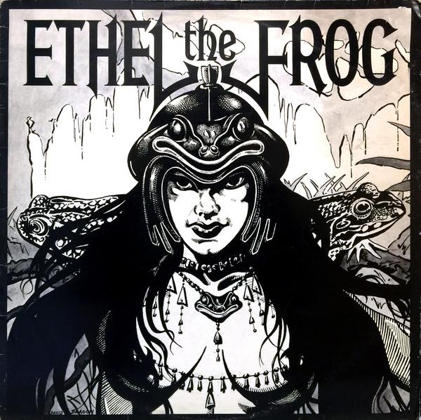 Ethel The Frog Ethel The Frog