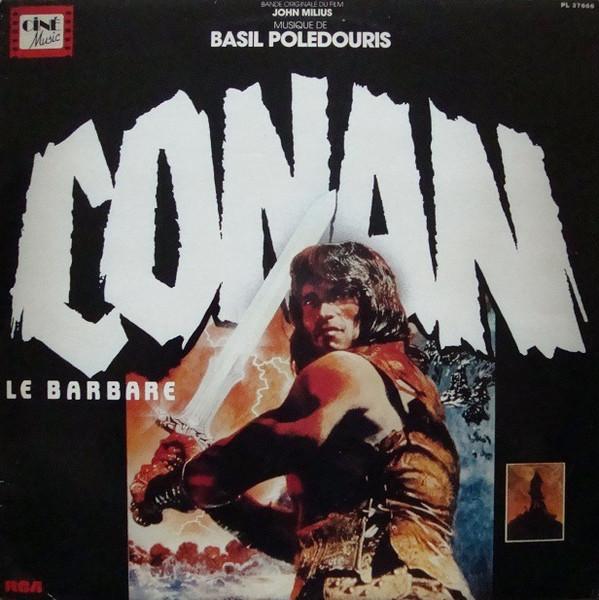 Poledouris, Basil Conan Le Barbare