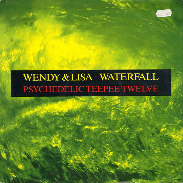 Wendy & Lisa Waterfall (Psychedelic Teepee Twelve) Vinyl