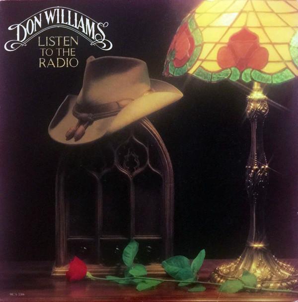 Williams, Don Listen To The Radio Vinyl