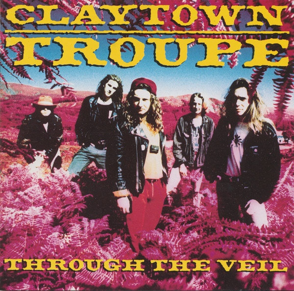 Claytown Troupe Through The Veil Vinyl