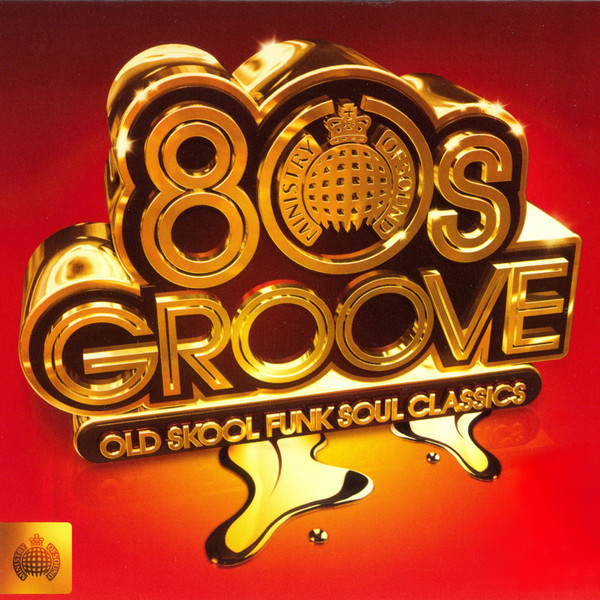 Various Ministry Of Sound 80's Groove