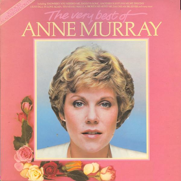 Murray, Anne The Very Best Of Anne Murray Vinyl