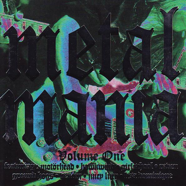 Various Artists Metal Mania Volume One