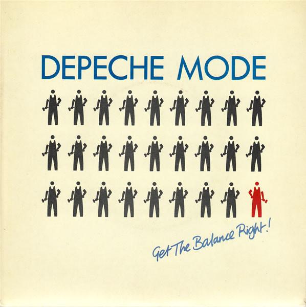Depeche Mode Get The Balance Right