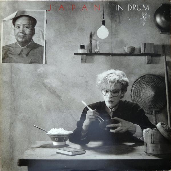 Japan Tin Drum Vinyl