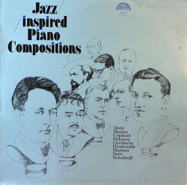 Various Artists Jazz Inspired Piano Compositions
