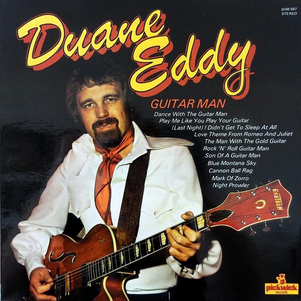 Eddy, Duane Guitar Man