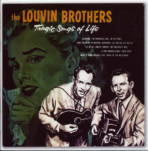 The Louvin Brothers Tragic Songs Of Life