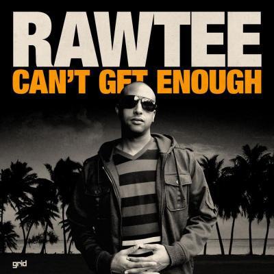 Rawtee Can't Get Enough / Throwing Stars Vinyl