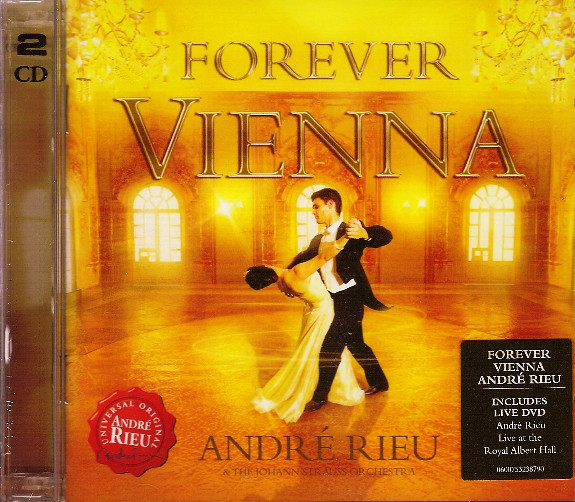 Rieu, Andre Forever Vienna