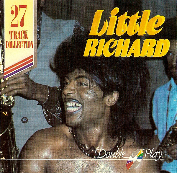 Little Richard 27 Track Collection CD
