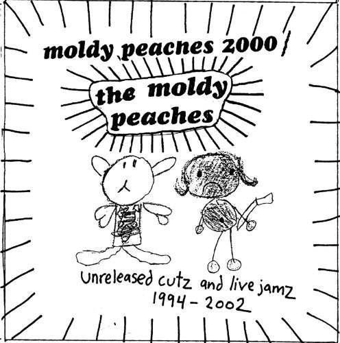 Moldy Peaches Unreleased Cutz & Live Jamz 1994-2002