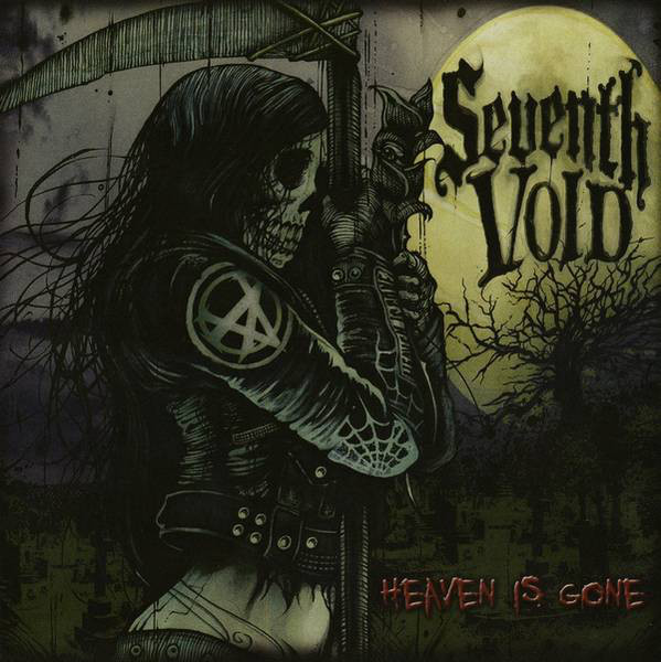 Seventh Void Heaven Is Gone CD