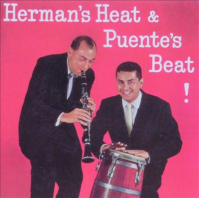 Woody Herman & Tito Puente Herman's Heat & Puente's Beat Vinyl