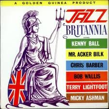 Various Jazz Britannia Vinyl