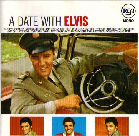 Presley, Elvis A Date With Elvis Vinyl