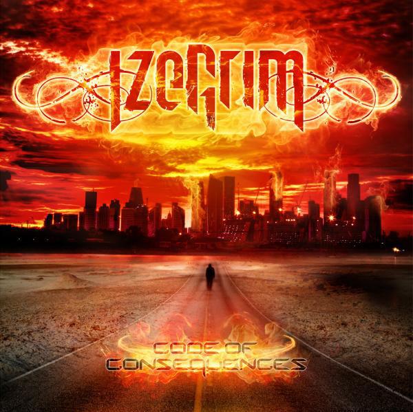 Izegrim Code Of Consequences Vinyl