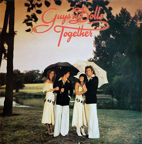 Guys 'n' Dolls Together Vinyl